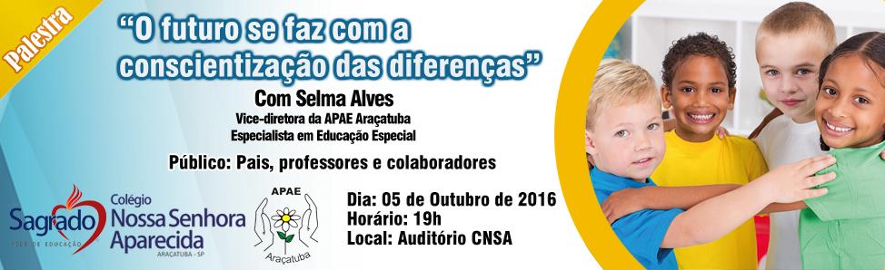 Palestra Selma Alves