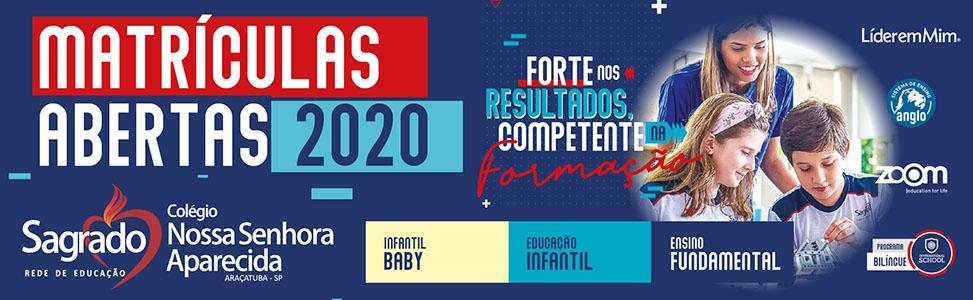 Matrículas 2019/2020
