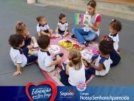Dia da Fruta na Escola - Bruna Pasquini