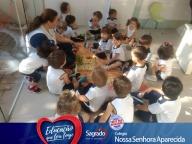 Dia da Fruta na Escola - Alessandra