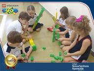Lego em sala de aula