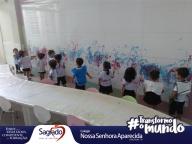 Importância do eixo de Arte na Educação Infantil - Danielle