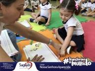 A CONSTRUÇÃO DA IDENTIDADE NA EDUCAÇÃO INFANTIL - ROSANA