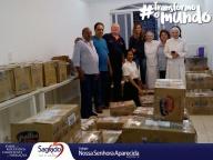 Ação solidária ao Haiti