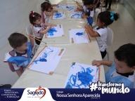 Importância do eixo de Arte na Educação Infantil - Roberta