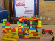 Lego- 80 anos do CNSA