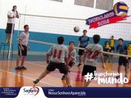 Interclasse de Voleibol - 2016