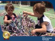 Brincar é uma forma de aprender - Infantil I-4