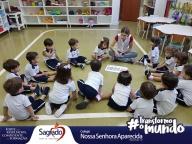 """PROJETO DE LEITURA: """"Cachinhos dourados""""- INFANTIL I - Bruna"""