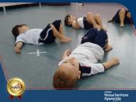 INFANTIL I - IMPORTÂNCIA DAS AULAS DE MOVIMENTO E LUDICIDADE NA EDUCAÇÃO INFANTIL- ROSANA