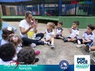 Projeto de leitura cachinhos dourados - Educação Infantil - Flávia