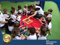 Dia da Fruta na Escola - Educação Infantil I