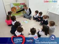 Importância do eixo de Arte na Educação Infantil - Bruna Pasquini