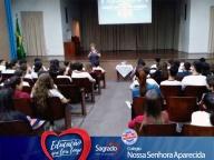 Palestra da Profª Adalberta Cavalcante