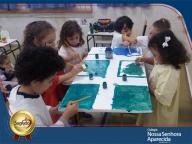 Projeto Infantil III - Daniela