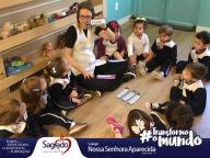 A CONSTRUÇÃO DA IDENTIDADE NA EDUCAÇÃO INFANTIL - ROBERTA