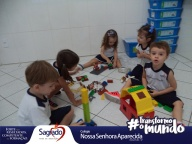 "PROJETO ""LEGO"" - Silviliane (tarde)"