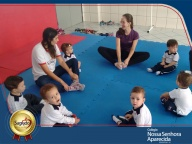 INFANTIL I - IMPORTÂNCIA DAS AULAS DE MOVIMENTO E LUDICIDADE NA EDUCAÇÃO INFANTIL - FLAVIA