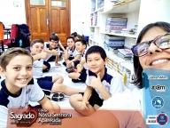 Hora de jogar – alunos do 5º ano