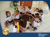 INFANTIL II- 1 COMBINANDO OS ELEMENTOS