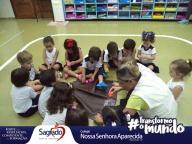 Brincando e aprendendo - Infantil II-3 Silviliane