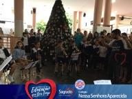 Árvore de Natal da Família Cleliana 2017