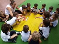 Dia da Fruta na Escola - Educação Infantil II