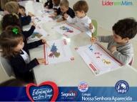 Importância do eixo de Arte na Educação Infantil - Flávia