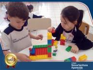 Projeto LEGO ZOOM - Construindo lojas