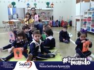 Meio Ambiente – Língua Inglesa na Educação Infantil