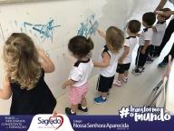 Importância do eixo de Arte na Educação Infantil - Rosana