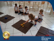 INFANTIL II- 4 CLASSIFICANDO AS PEÇAS