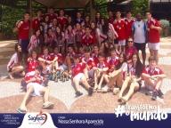 Delegação do Colégio Nossa Senhora Aparecida se destaca como a grande vencedora da XVI Olimpíadas Esportiva Madre Clélia