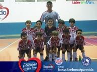 Futsal do CNSA em noite de gala