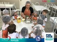 Culinária - Professora Rosana