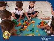 INFANTIL II- 3 COMBINANDO OS ELEMENTOS