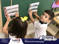 A CONSTRUÇÃO DA IDENTIDADE NA EDUCAÇÃO INFANTIL - DANIELLE