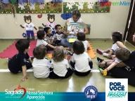 Projeto de leitura cachinhos dourados - Educação Infantil - Rosana