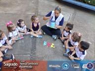 A importância das rodas de música e história, na Educação Infantil – Infantil I - Flávia