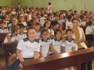 Abertura da CF-2014 – Ensino Fundamental I