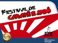 Festival de Judô / Caratê.