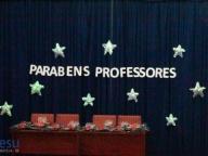 Comemoração Dia do Professor - Manhã