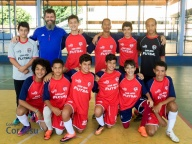 Copa União de Futsal 2017: Cor Jesu Futsal mantém suas colocações após rodada no final de semana dos dias 6 e 7 de maio