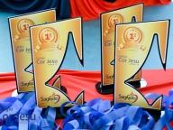 Equipes campeãs da Gincana 2016 recebem premiação e aluno Felipe Cozac é homenageado
