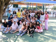 Trote do 9º ano: Dia do Pijama