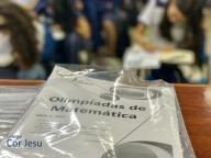 I Olimpíada de Matemática do Colégio Cor Jesu