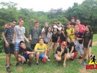 9º ano comemora conclusão do Ensino Fundamental em viagem.