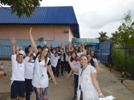 Saida de campo - Ciências 7º Anos - 2016