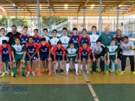 Amistoso de Futsal (Cor Jesu vs Sigma)