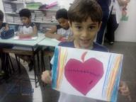 O amor do coração de Jesus pela humanidade - 1º Ano
